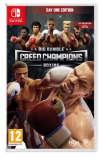 Big Rumble Boxing Creed Champions Day One Edition Nintendo Switch