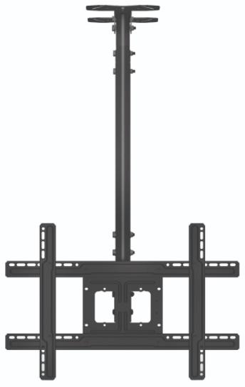 """NBT560-15 זרוע תקרה לגודל מסך עד """"75"""