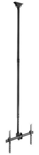 """PLB-CE946-01XL זרוע תקרה לגודל מסך עד """"75"""