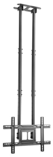 "PLB-CE1046D-02 זרוע תקרה לגודל מסך עד ""80"