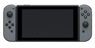 נינטנדו סוויץ V2 מתצוגה