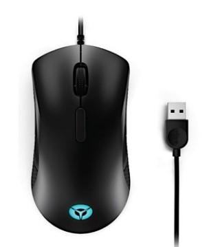 עכבר גיימינג Lenovo Legion M300 RGB Gaming Mouse