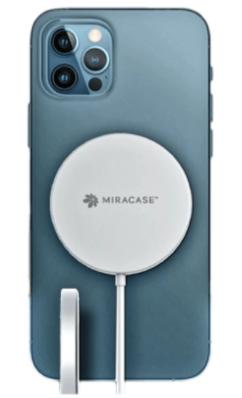 משטח טעינה אלחוטי מגנטי לאיפון Miracase 12