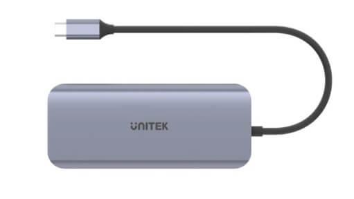 רכזת N9+ 9-in-1 USB-C Unitek