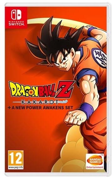 Dragon Ball Z Kakarot Nintendo Switch