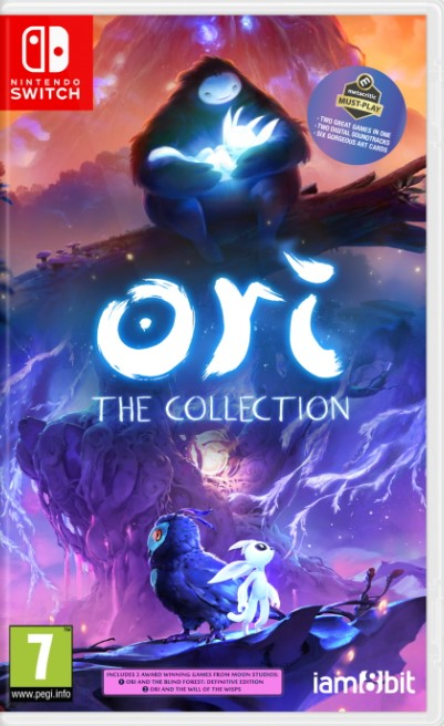 Ori The Collection Nintendo Switch