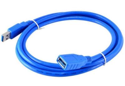 כבל מאריך USB3.0 זכר לנקבה אורך הכבל 1.8 מטר גולד-טאץ' Gold Touch