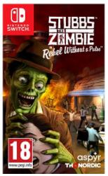 Stubbs the Zombie in Rebel Without a Pulse - Nintendo Switch הזמנה מוקדמת