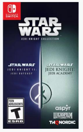 Star Wars Jedi Knight Collection - Nintendo Switch הזמנה מוקדמת