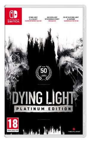 Dying Light Platinum Edition Nintendo Switch הזמנה מוקדמת