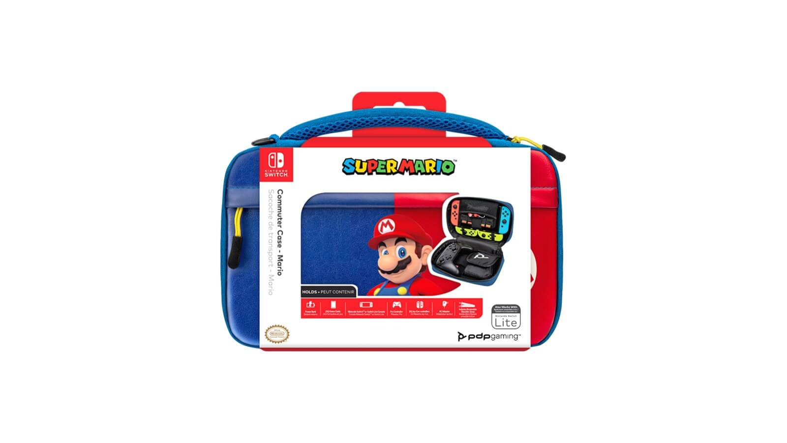 נרתיק נשיאה Commuter – Super Mario