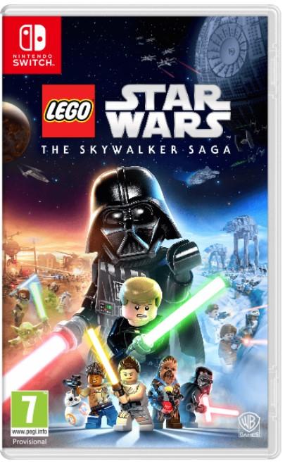 LEGO Star Wars The Skywalker Saga Nintendo Switch הזמנה מוקדמת