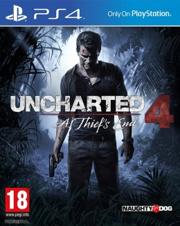 Ps4 - Uncharted 4 A Thief's End במבצע מדהים!