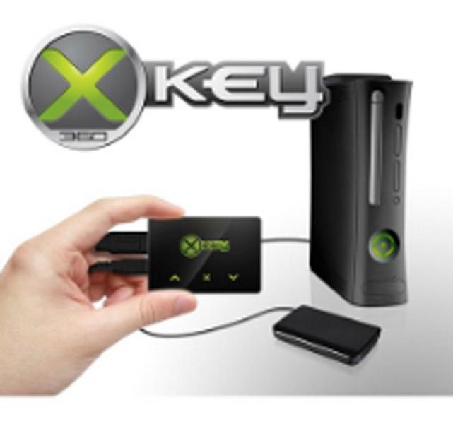 הסבה xkey ל xbox