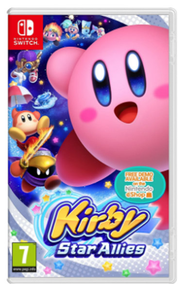Kirby : Star Allies Nintendo Switch