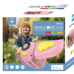 מסרטת ילדים סאמויקס סמייל בויז וורוד SMILEBOYS