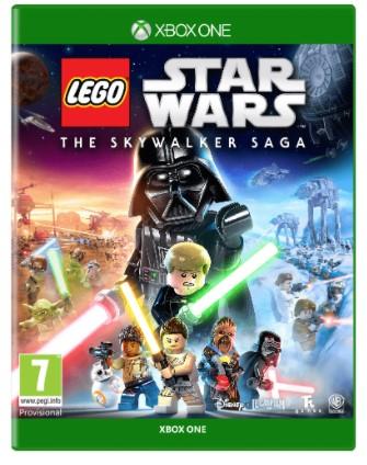 LEGO Star Wars The Skywalker Saga Xbox One הזמנה מוקדמת