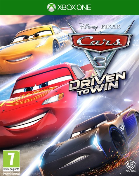 Cars 3 - Driven to Win Xbox One