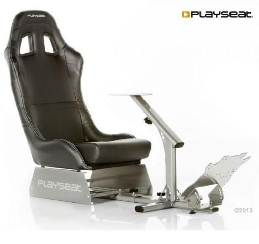 מושב Playseat Evolution Black יבואן רשמי