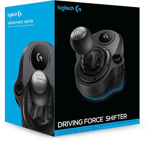 Logitech Driving Force Shifter - ידית הילוכים יבואן רשמי