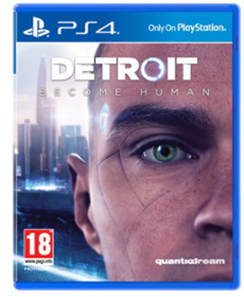 Detroit: Become Human PS4