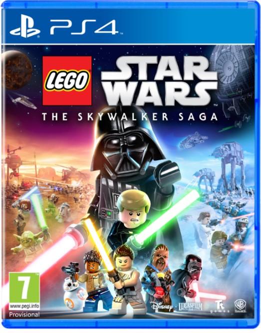 LEGO Star Wars: The Skywalker Saga PS4 הזמנה מוקדמת