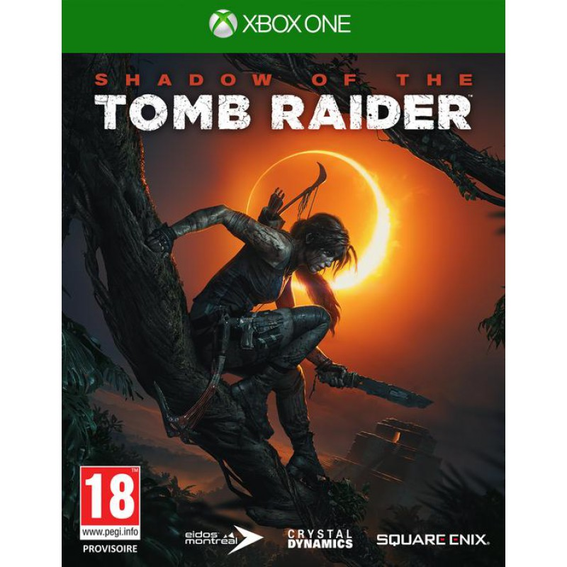 Shadow of the Tomb Raider Xbox One עותק דיגיטלי
