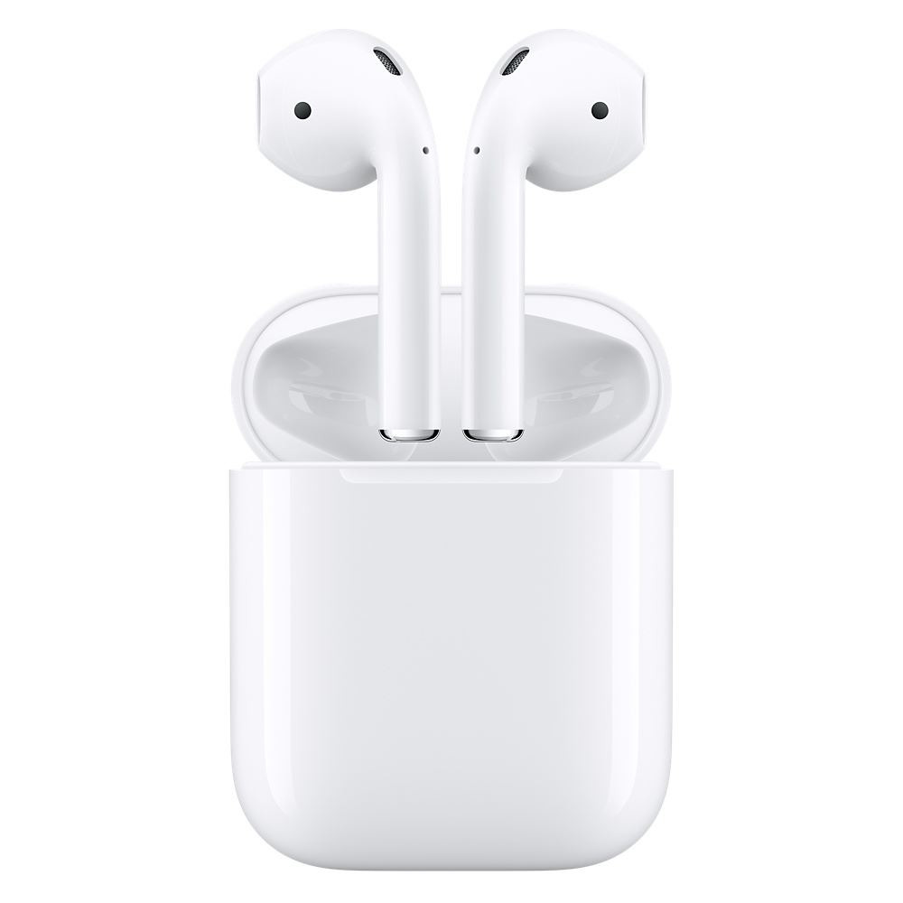 אוזניות Apple Airpods Bluetooth אפל