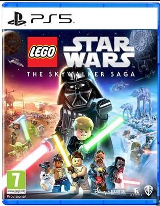 LEGO Star Wars: The Skywalker Saga PS5 הזמנה מוקדמת