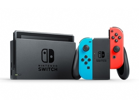 קונסולות Nintendo Switch
